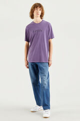 Cortefiel Levi's® SS RELAXED FIT TEE Rosa