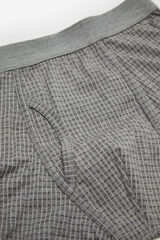 Cortefiel Boxer de malha Cinzento