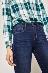 Cortefiel Slim jeans Azul