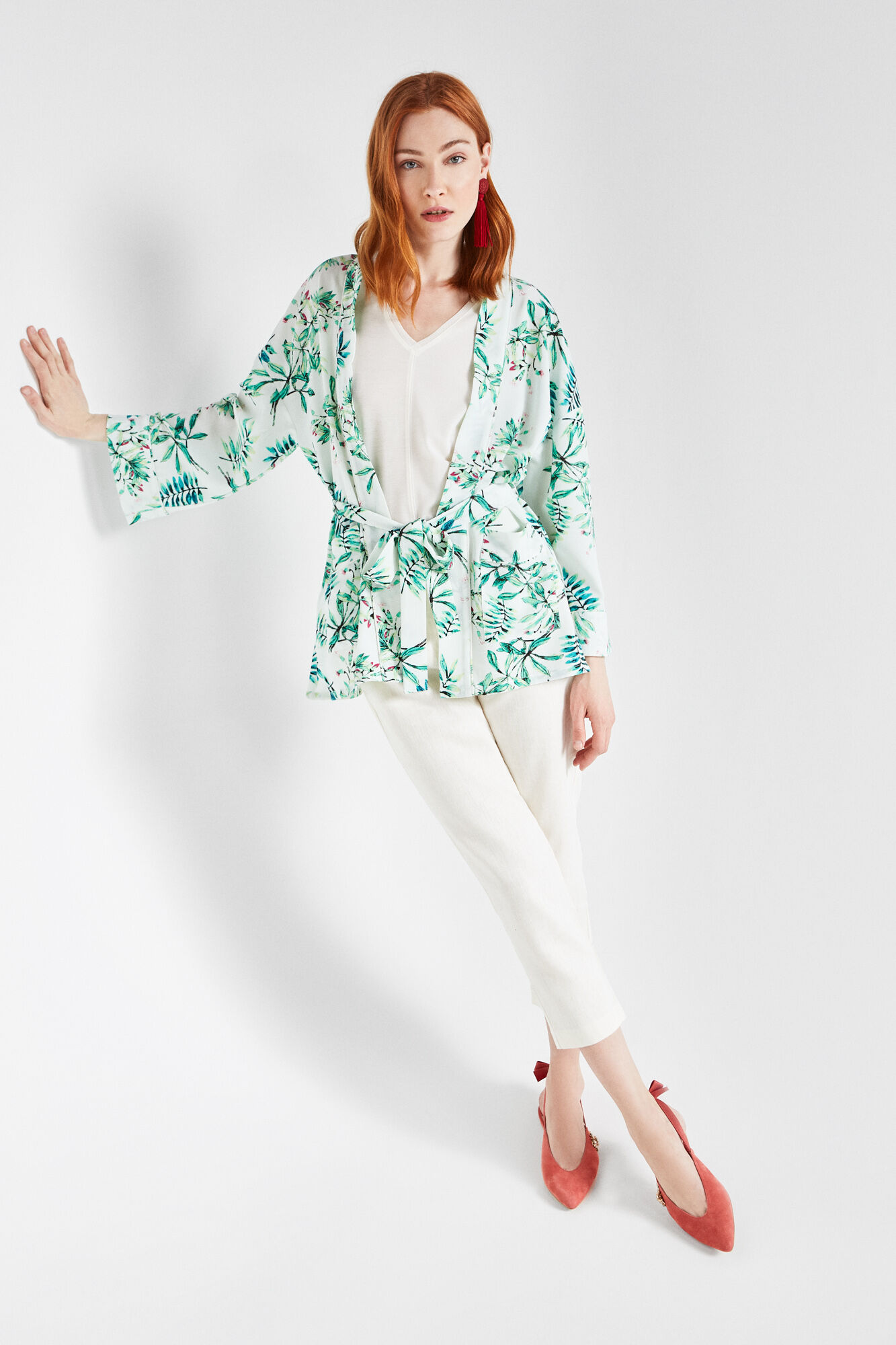 Fluido Kimono Y Fifty Abrigos Chaquetas 6dUxdB