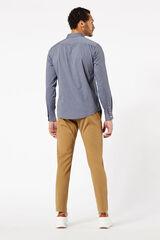 Cortefiel Camisa Dockers® estampada Supreme Flex™ Gris