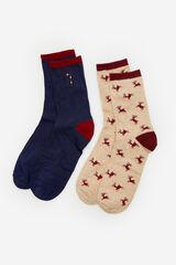 Cortefiel Pack calcetines Varios