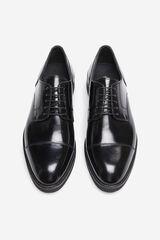Cortefiel Zapato vestir suela goma Negro