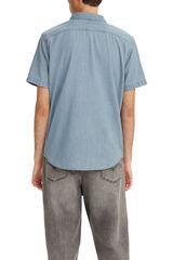Cortefiel Levi's® SS CLASSIC 1 PKT STANDRD Azul