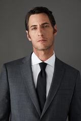 Cortefiel Americana gris COOLMAX® tailored fit Gris