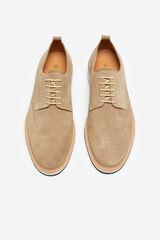 Cortefiel Zapato cordones Beige