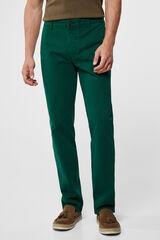 Cortefiel Chino classic Verde