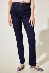 Cortefiel Jeans recto Azul