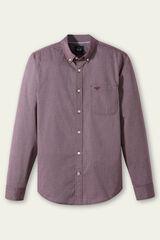 Cortefiel Camisa Dockers® estampada Supreme Flex™ Beige