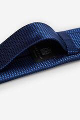 Cortefiel Gravata estrutura Azul