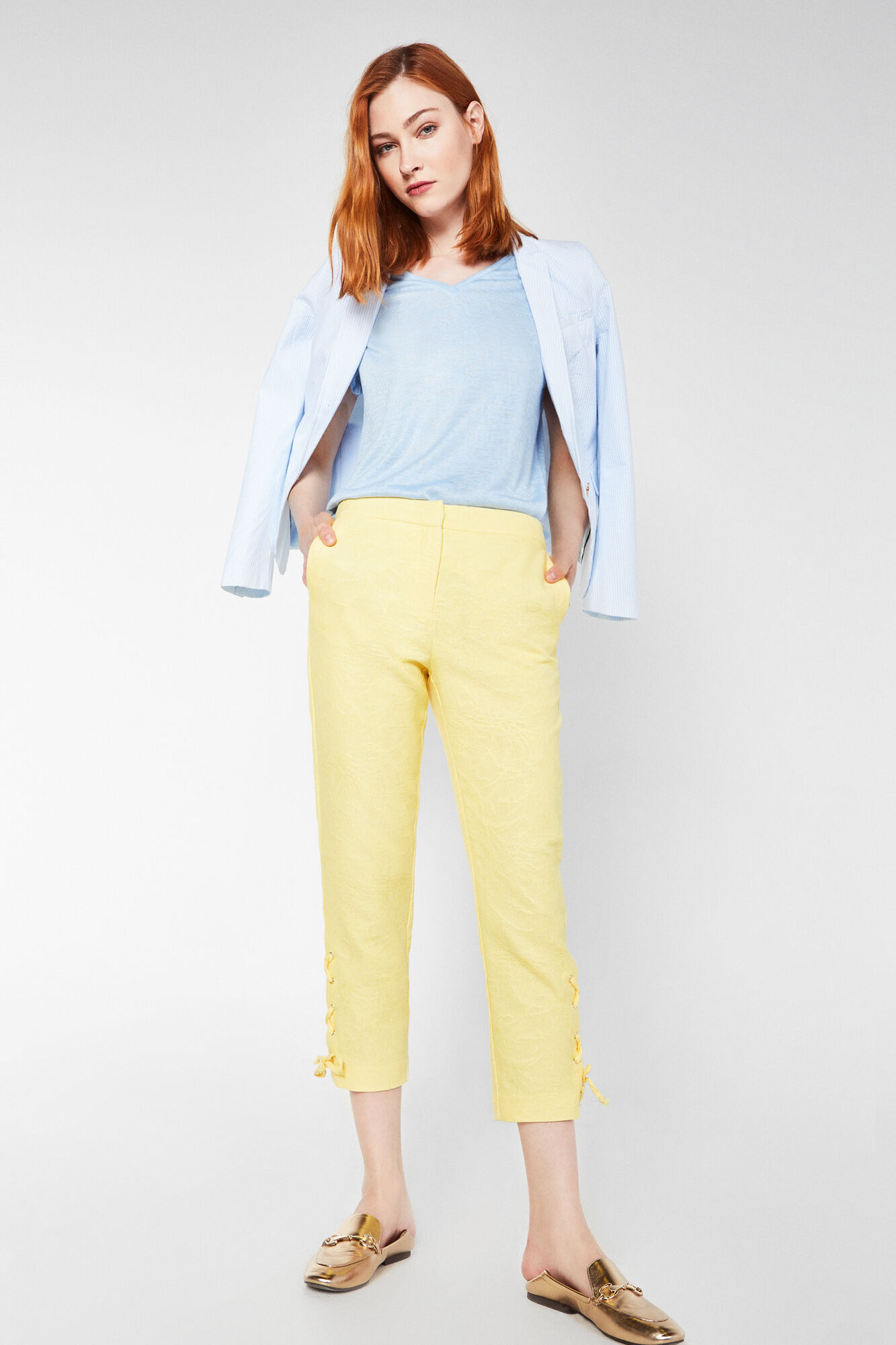 Outlet Pantalones Outlet Fifty De Fifty Mujer Outlet De Pantalones Mujer Pantalones De Mujer FUrFq