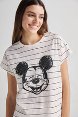 Fifty Outlet T-shirt Mickey cru