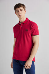 Fifty Outlet Polo big logo tijolo