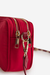 Fifty Outlet Bolso bandolera Rojo