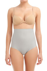 Fifty Outlet Tanga shape moldeador Gris