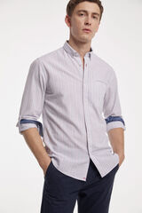 Fifty Outlet Camisa rayas Azul
