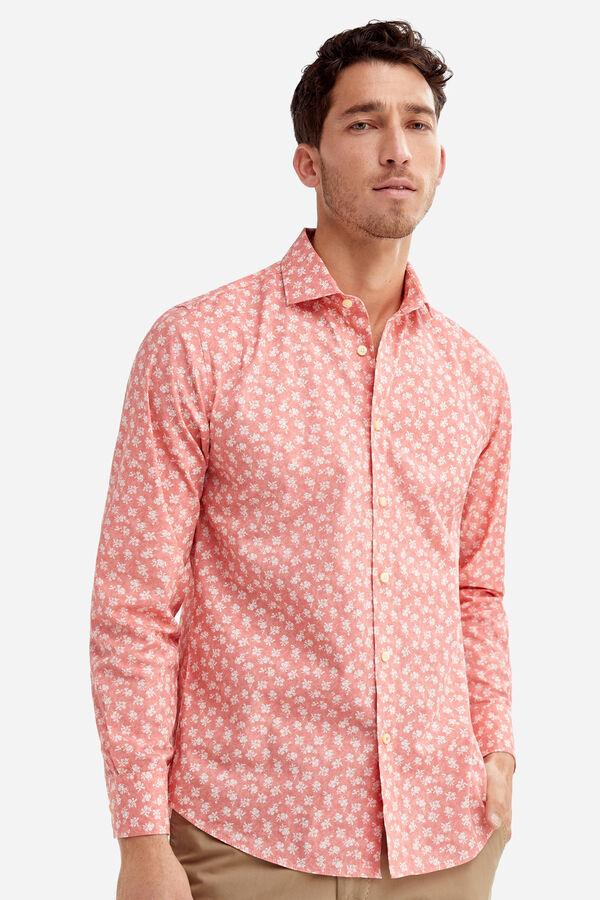 61fc5a28d Fifty Factory Camisa comfort Rojo