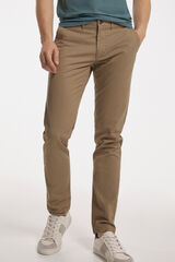 Fifty Outlet Calças chino beige