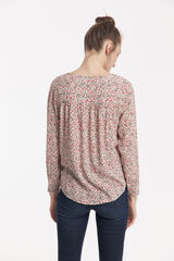 Fifty Outlet BLUSA BOTONES Beige