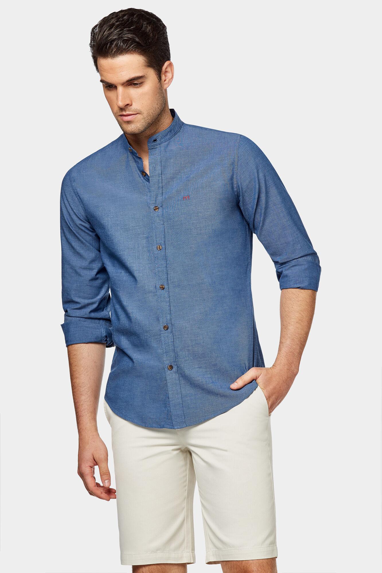 Camisa Q7xs7piw Mao Fifty Cuello Camisas TlKFcJ31