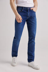 Fifty Outlet Calças denim confort azul