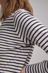 Fifty Outlet Vestido punto textura Gris