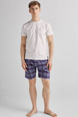 Fifty Outlet Pijama corto Azul marino