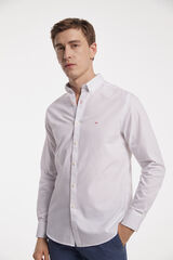 Fifty Outlet Camisa lisa Blanco