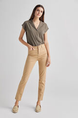 Fifty Outlet Pantalón reductor Beige