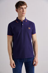 Fifty Outlet Polo big logo marinho