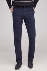 Fifty Outlet Pantalon chino pdh Azul marino