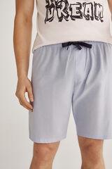 Fifty Outlet Pijama corto Blanco