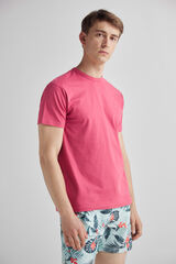 Fifty Outlet Camiseta básica Lifeway Ocre