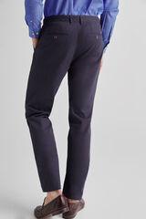 Fifty Outlet Pantalón chino confort Azul