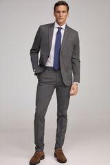 Fifty Outlet Vestido de calças cinza
