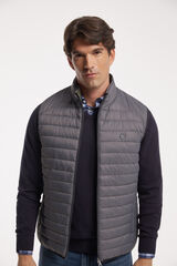 Fifty Outlet Chaleco reversible Gris
