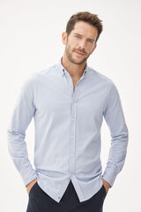 Fifty Outlet Camisa Sport Lisa Azul