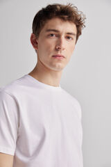 Fifty Outlet Camiseta básica Blanco