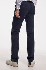 Fifty Outlet Pantalón chino Azul