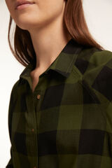 Fifty Outlet CAMISA TWILL Verde