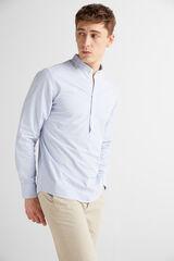 Fifty Outlet Camisa Polera Mao Lifeway Azul