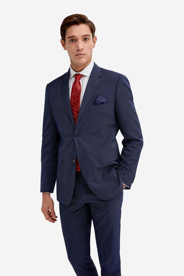Fifty Factory Americana vestir Azul 0bf7accaeb0