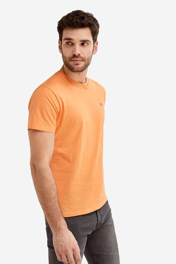 6faf15ff26c86 Fifty Factory Camiseta Naranja. Comprar