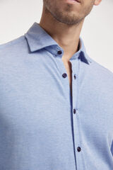 Fifty Outlet Camisa sport Azul