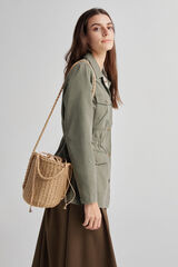 Fifty Outlet Bolso saco Camel