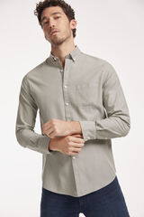 Fifty Outlet Camisa Oxford Lisa Verde