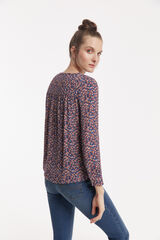 Fifty Outlet BLUSA BOTONES Natural