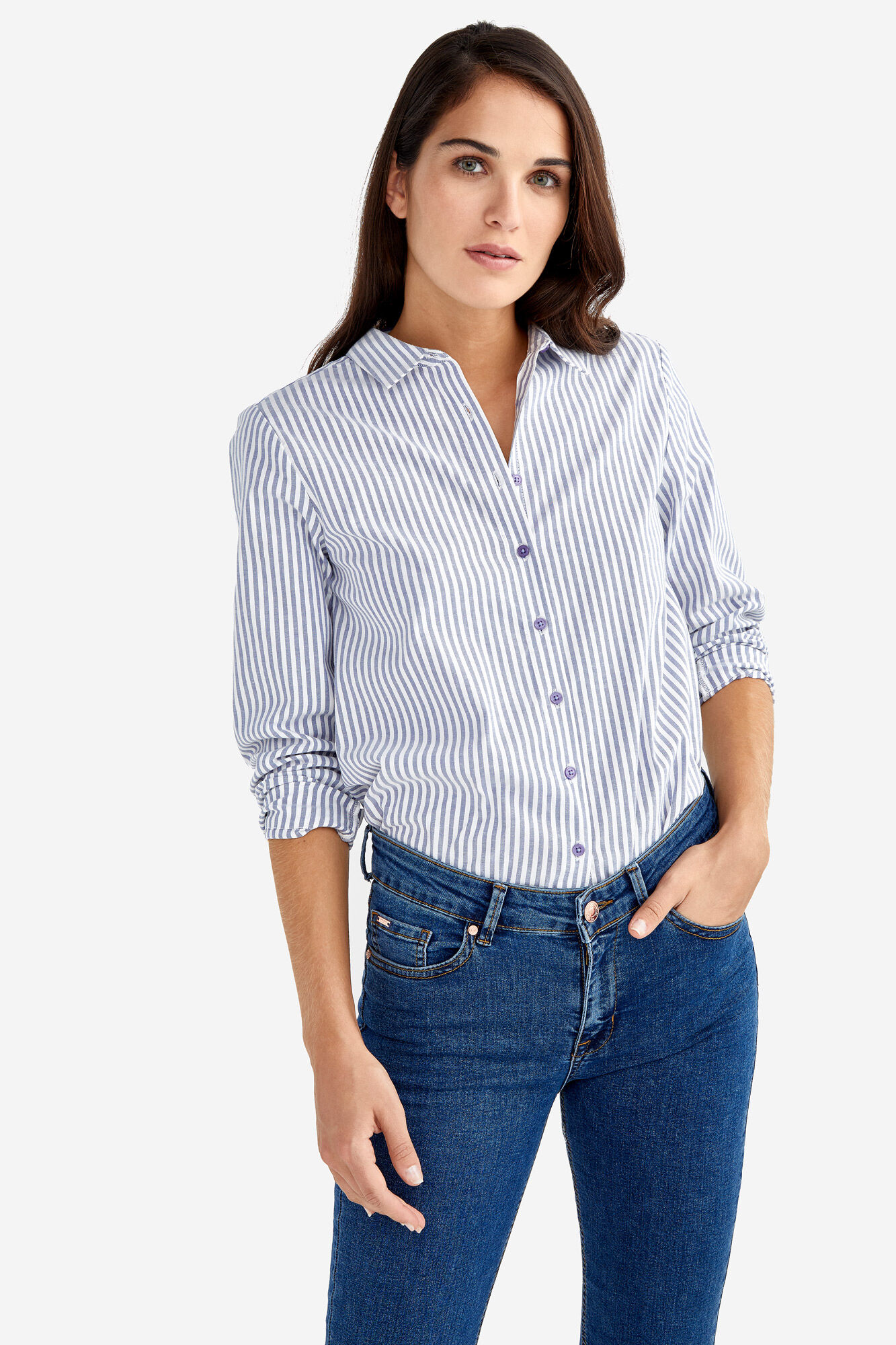 Y Camisa Camisas Blusas Rayas Fifty pxEA0xq