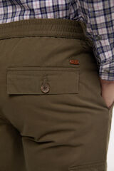 Fifty Outlet Pantalones cargo Verde
