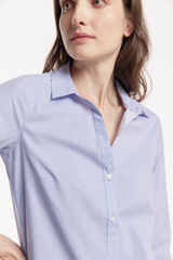 Fifty Outlet CAMISA OFFICE Azul marino